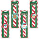 Christmas Flashing LED Snapband