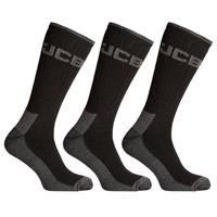JCB 3 Pack Mens Heavy Duty Work Sock
