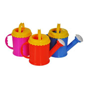 Colourful Watering Can 18CM