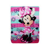 Official Minnie Mouse Fleece Blanket