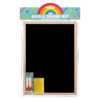 Chalk Board With Duster