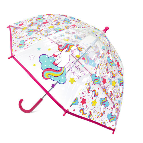 Kids Unicorn Dome Umbrella