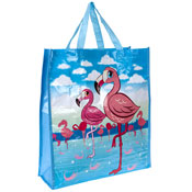 Reusable Flamingo Shopping Bags