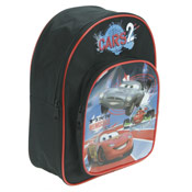 Disney Cars Character Bag with Front Pocket