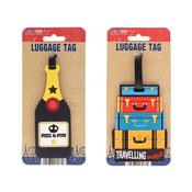 Bottle/Suitcase Luggage Tags
