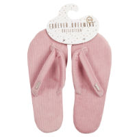 Ladies Thong Slippers Pink