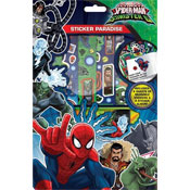 Spiderman v Sinister 6 Sticker Paradise
