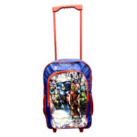 Official Avengers Deluxe Trolley Backpack