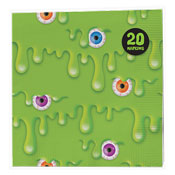 Slime Paper Napkins 20 Pack