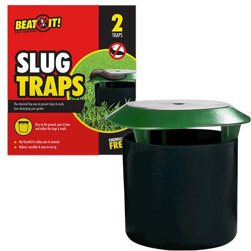 Garden Slug Traps 2 Pack