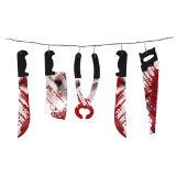 Halloween Garland Torture Tools