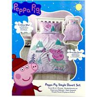 Official Peppa Pig Make A Wish Duvet Set