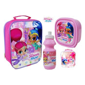 Shimmer & Shine Lunch Bag Set 3 Piece