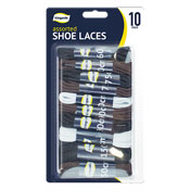 Shoe Laces 10 Pack