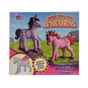 Make Your Own Foam Unicorn Art Set