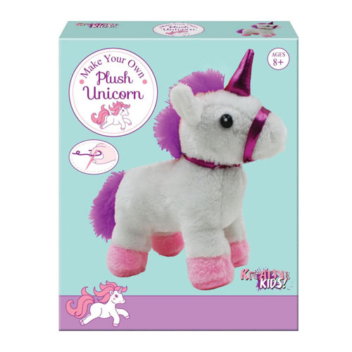 Make Your Own Plush Unicorn
