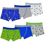 Boys Space Design Trunks