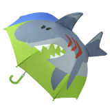 Shark 3D Kids Umbrella
