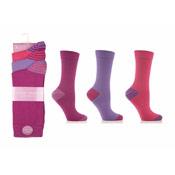 Jennifer Anderton Ankle Socks Pinks