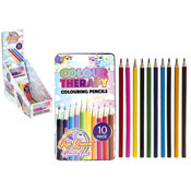 Unicorn Design Colouring Pencils