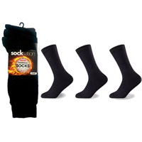 Mens Socksation Thermal Socks