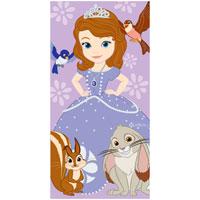 Official Disney Princess Sophia Beach Towel