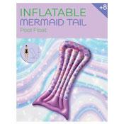 Inflatable Mermaid Tail Design Lilo