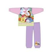 Girls Toddler Winnie The Pooh Sub Pyjamas