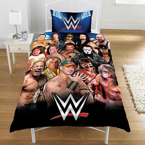 Official WWE Legends Duvet Set