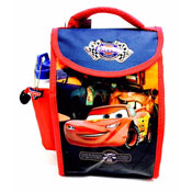 Cars 3 Deluxe Lunch Bag With Bottle