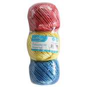 Coloured PP Rope Set