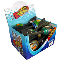 Rocket Ball With Whistle