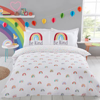Rainbow Duvet Set