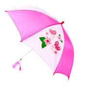 Kids Flower Print Umbrellas