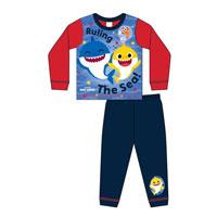 Boys Toddler Official Baby Shark Ruling Pyjamas