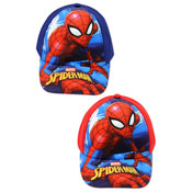 Childrens Spiderman Baseball Cap