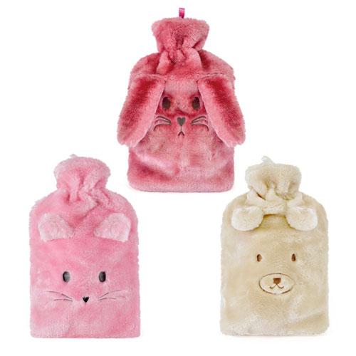 Animal Design Hot Water Bottles