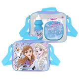 Official 3 Piece Disney Frozen Lunch Bag Set