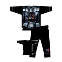 Official Boys Star Wars Darth Vader Novelty Pyjamas