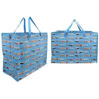 Surf Bus Print Laundry / Beach Bag