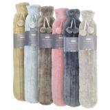 Luxury Faux Fur Long Hot Water Bottle