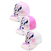 Official Childrens Minnie Mouse Baseball Cap