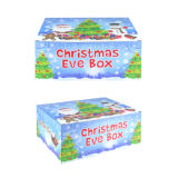 Christmas Eve Parcel Box Santa