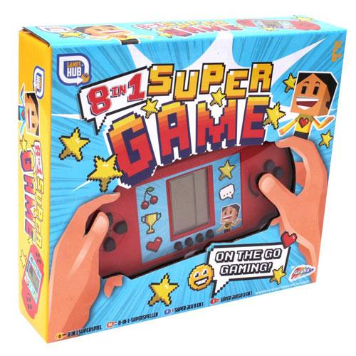 8 In 1 Super Game