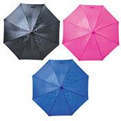 Polka Dot Full Walking Umbrella