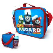 Official Thomas And Friends Lunch Bag With Sports Bottle