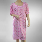 Ladies Nightie Square Neck