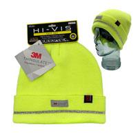 Heat Machine Thinsulate Hi Vis Hat