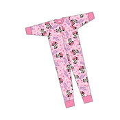 Toddler Minnie Mouse All-In-One