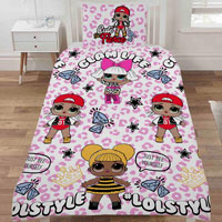 Official LOL Surprise Style Duvet Set
